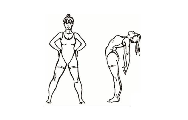 Эти упражнения улучшают кровоснабжение мозга сосудов и лечат спину