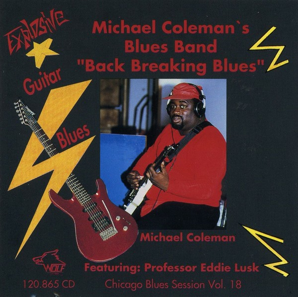 Back Breaking Blues: Chicago Blues Session, Volume 19