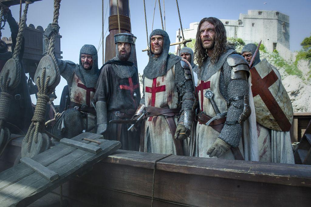 Тамплиеры - орден пиратов